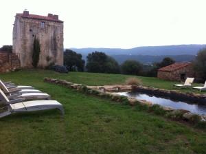 Domaine Du Murtoli - en lisa för själen. Under högsäsong är det hit kändisar betala dyra pengar för att bo i avskilda hus på de milsvida ägorna.