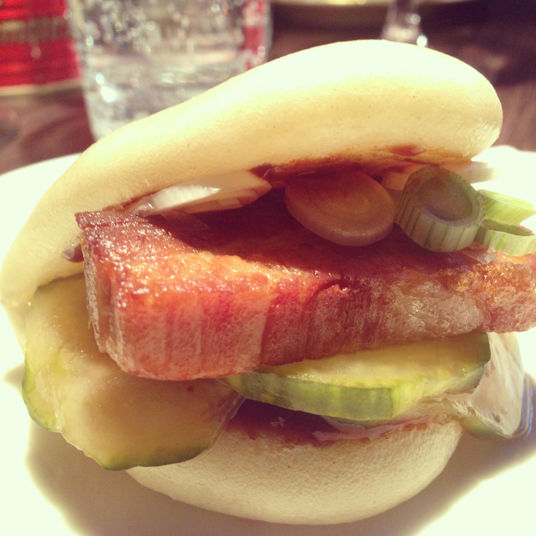 Pork Bun från Nook.