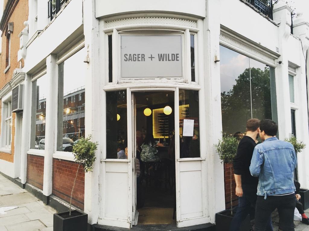 Mer naturvin hos Sager + Wilde.