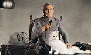 Ernst Stavro Blofeld in the film adaptation of Diamonds Are Forever