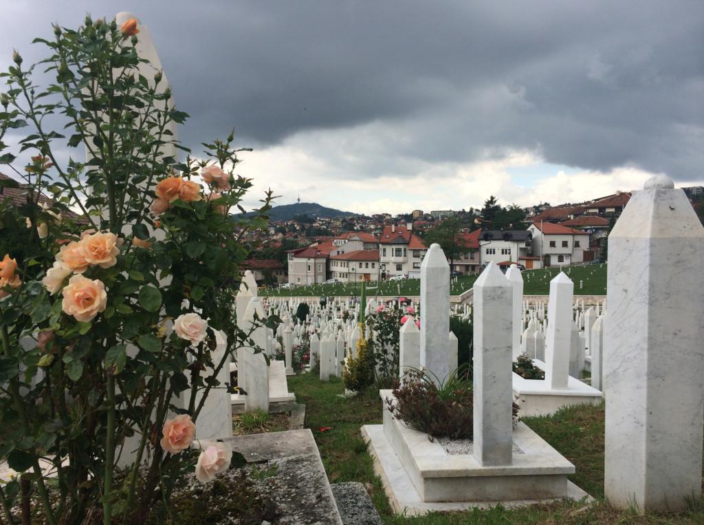 Sarajevo i mitt hjärta.