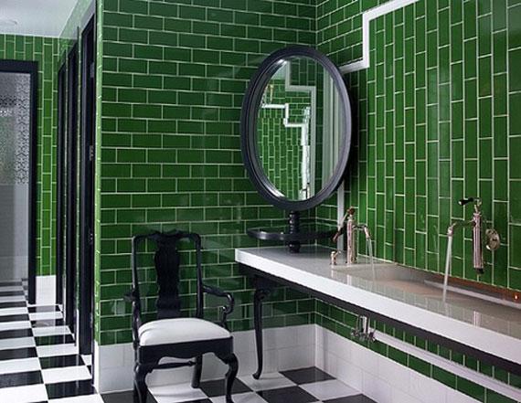 Emerald-Green-rest-room www.designdec.com