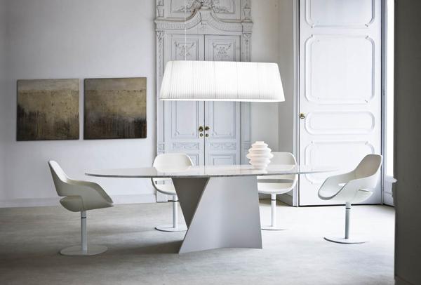 Zanotta, matrum, bord, stolar, design