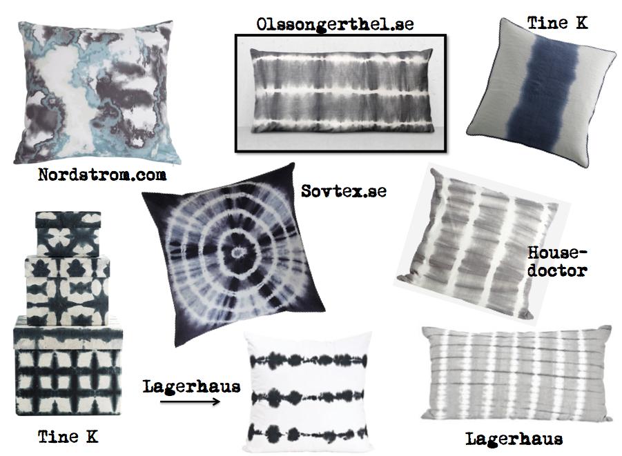 batik, dipdye, tine k, designers guild, moltazdesignshop, rosenthal