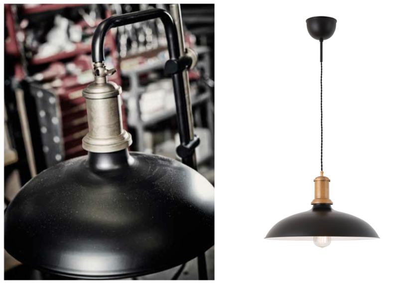 Konsthantverk, lampa, belysning