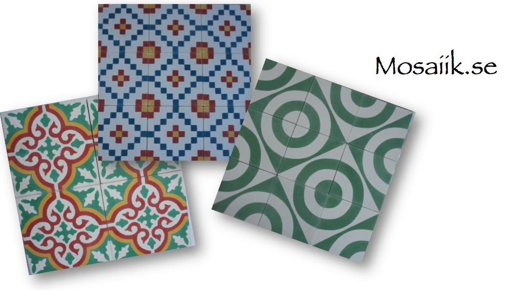 marockanskt kakel, marocko