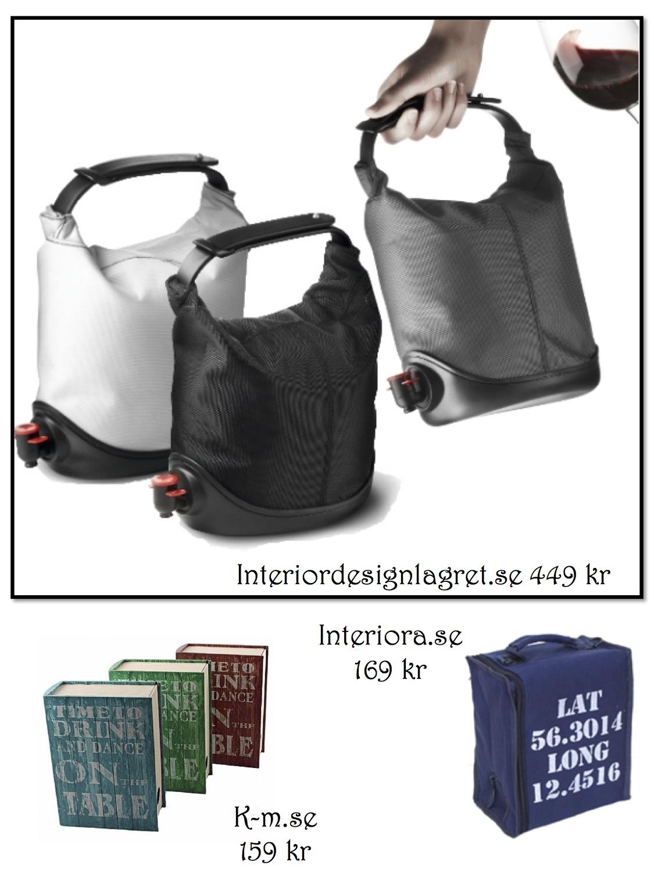 vinväska bag in box