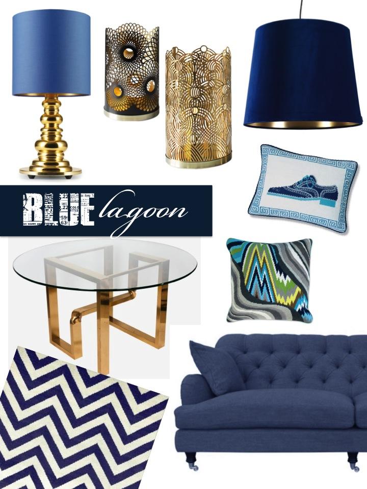 blue, blått
