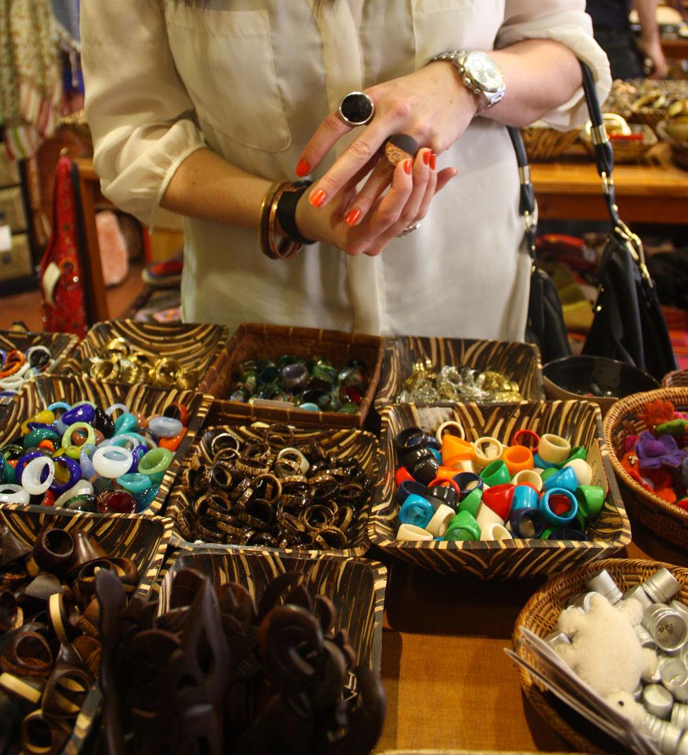 Smyckesbutik