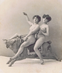 nakenutställning