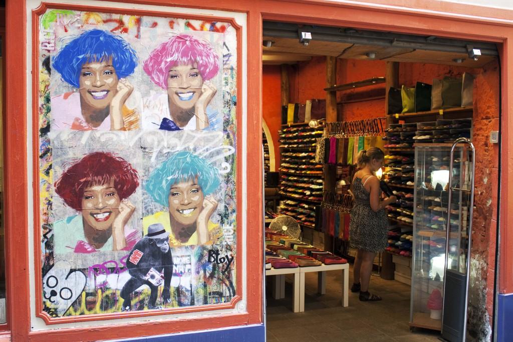 ballerinaskor butik