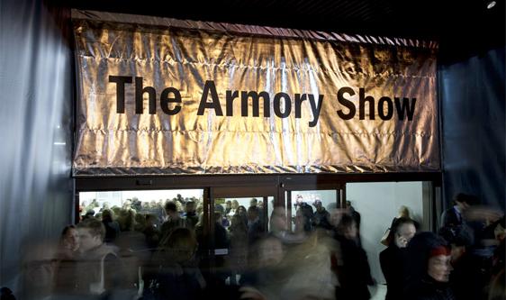 Vernissage, konstgallerier och många andra event går av stapeln under Armory Arts Week.  Foto; Pressbild