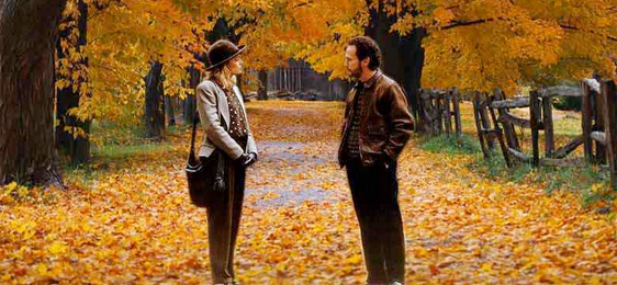 En klassisk scen utspelar sig i Central Park. Foto: Pressbild
