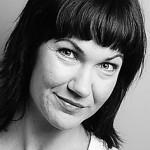 """Maria Gunnarsson driver bloggen """"Kvadratsmart""""."""