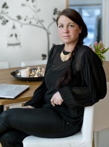 Karolin Johansson.