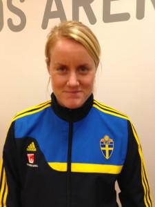 Kristin Hammarström.