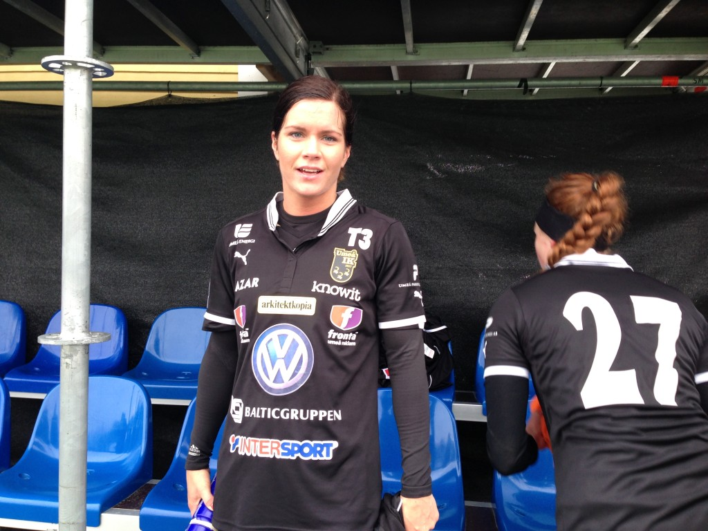 Hanna Folkesson.
