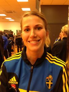 Emma Berglund är tillbaka i landslaget.