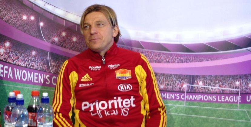 Tony Gustavsson.