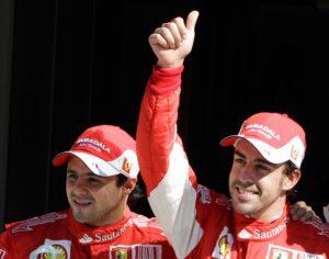 Italiens GP i F1