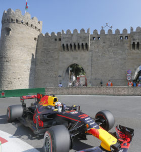 Formel 1 och Azerbajdzjan GP 2019