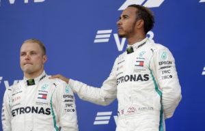 Ryssland GP i Formel 1 2019