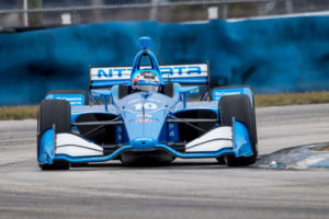 Felix Rosenqvist redo för Indy Car 2019
