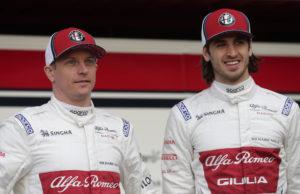 Förare till F1 2021