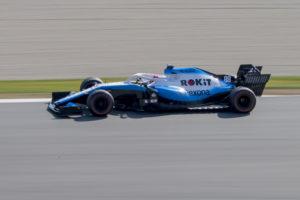 Tungt för Williams och Kubica i Australien GP i F1 2019 (AP/TT)