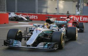 Azerbajzjan GP i F1 2019