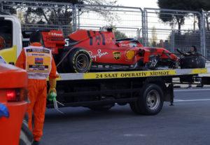 Azerbajdzjan GP i F1
