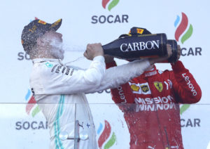Spanien GP i F1 2019