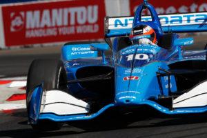 Tidsschema för INDYCAR Grand Prix