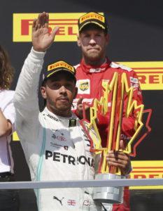 Ferrari vill lämna in en protest