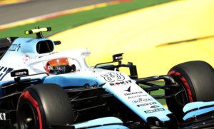 kvalet till Belgiens GP i F1