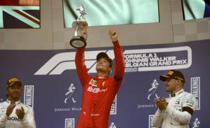 Tronskifte hos Ferrari