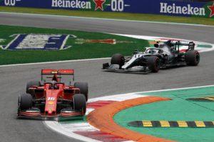 Italien Grand Prix 2019
