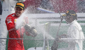 Charles Leclerc tog segern i Italiens GP