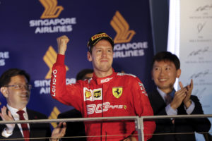 Lämnar Mercedes F1?