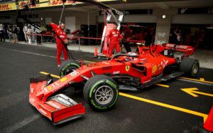 Ferrari misstänks för fusk
