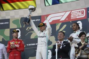 Mercedes världmsästare i F1 2019