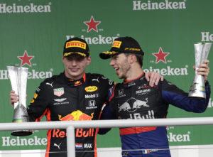 Abu Dhabis GP i Formel 1 2019