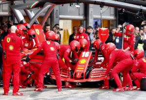 Premiär for F1 2020