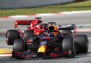 Premiären för F1 2020