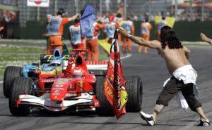 Vettel och Leclerc