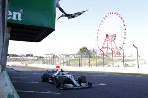 Ny kalender för F1 2020