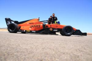 Första test för Linus Lundqvist i USA F
