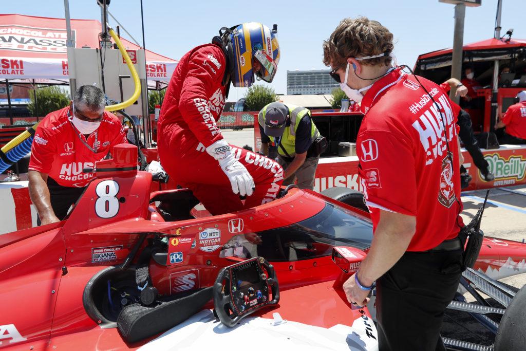 Senaste nytt från Indy och GP Österrike