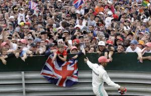 Storbritannien GP i Formel 1 2020