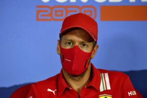 Vettel för Mercedes 2021